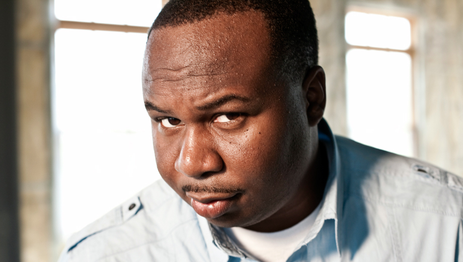 Comedian Roy Wood Jr. (