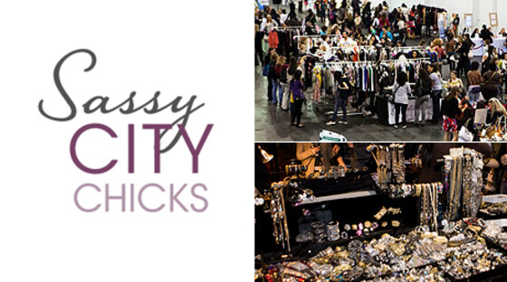 Sassy city chicks