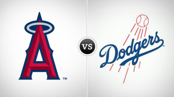 Angels-dodgers