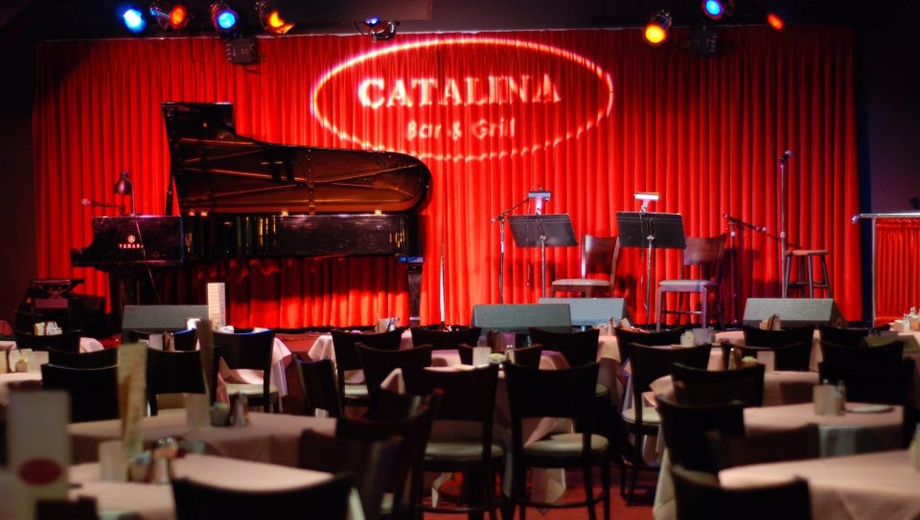 Jazz Greats at the World-Famous Catalina Bar and Grill $7.50 - $10.00 ($15 value)