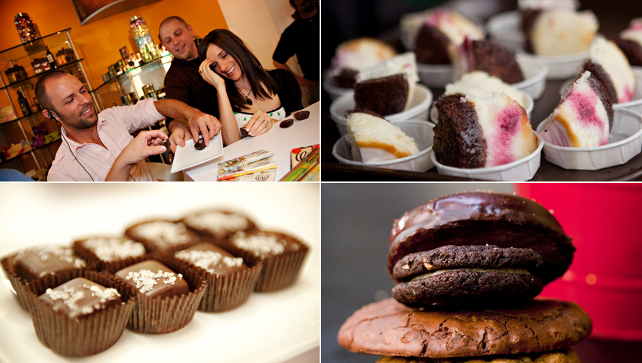 Chocolate Indulgence Tour: Two Hours of Heavenly Tastes $32.84 ($54.74 value)