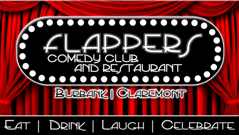 Big Laughs at Flappers Comedy Club in Burbank COMP - $5.00 ($10 value)