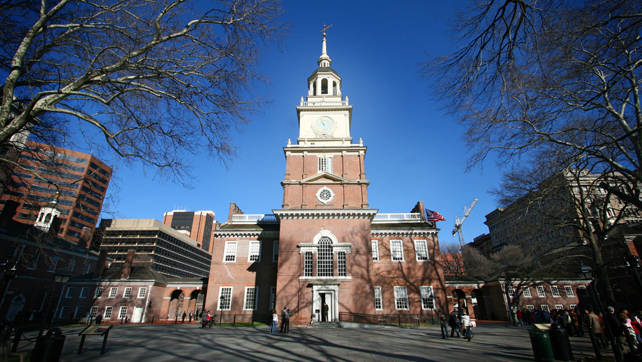 Explore Old City Philly on Foot With an Expert Guide $12.50 ($25 value)
