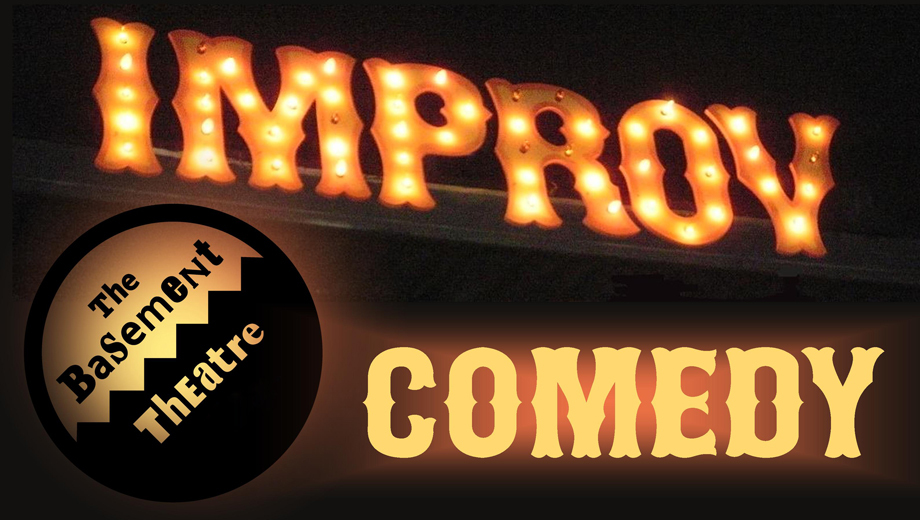 Improv Comedy at The Basement: All Formats, All Funny $5.00 ($10 value)