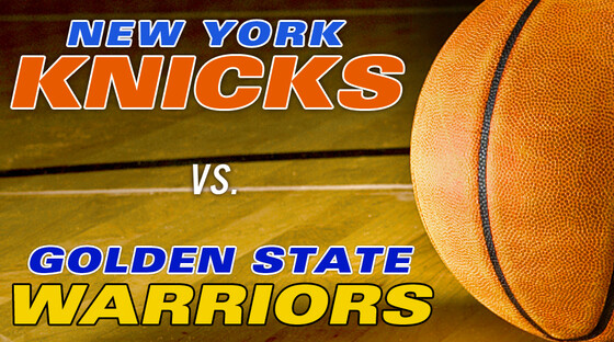 Nba knicks gsw