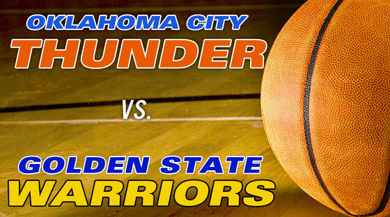 Nba thunder warriors