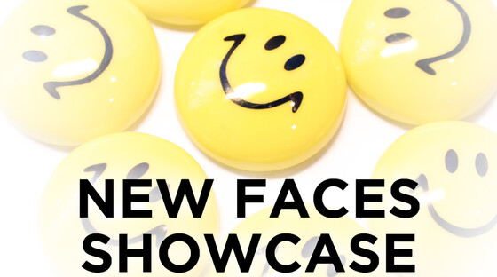 New faces showcase 9201