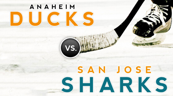 Nhl ducks sharks