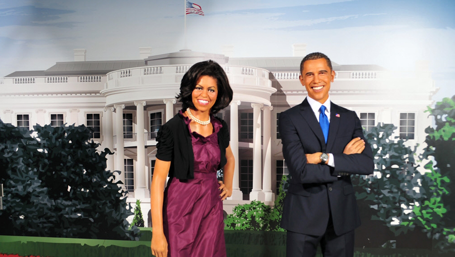 Madame Tussauds: Washington, D.C.'s Premier Wax Attraction $11.13 - $13.67 ($18.55 value)