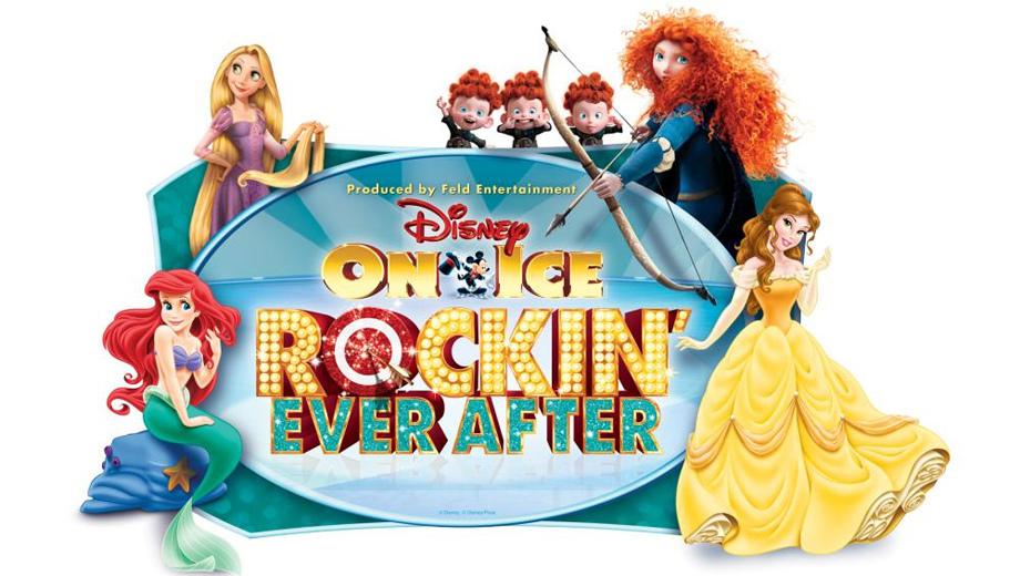 Disney On Ice Td Garden