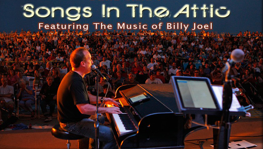 Songs in the Attic Performs the Music of Billy Joel at B.B. King's $7.50 ($15 value)