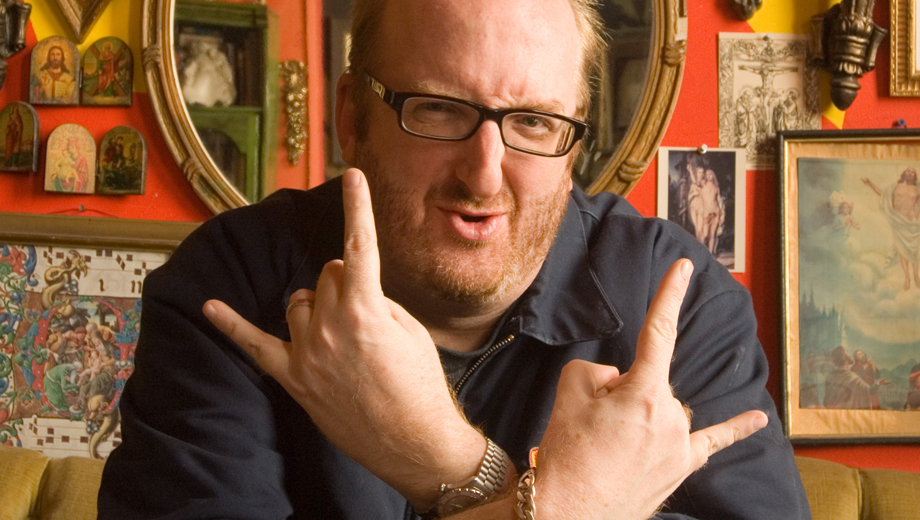 Comedian Brian Posehn (