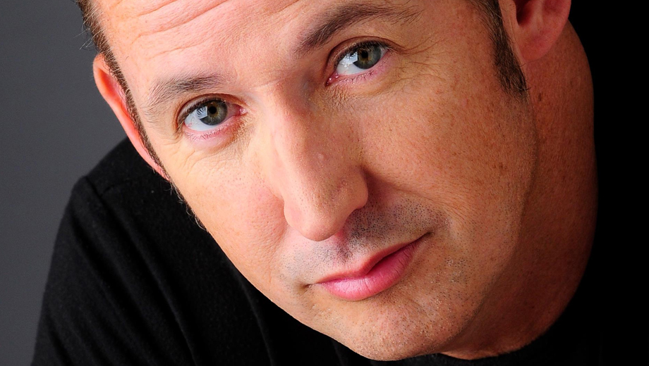 Comedian Harland Williams (