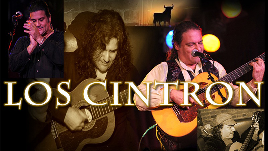 Direct from Spain, Los Cintron Plays the Gipsy Kings $9.00 ($18 value)
