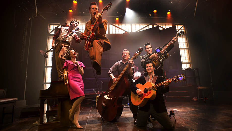 The Kings of Rock 'n' Roll Unite in Hit Broadway Musical