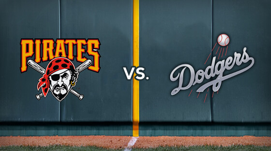 Mlb-pirates-dodgers