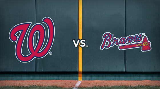 Nationals v braves 920