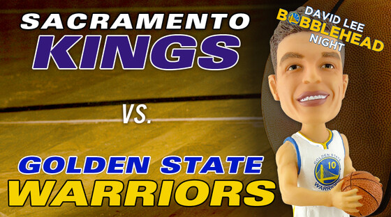 Nba kings warriors bobble