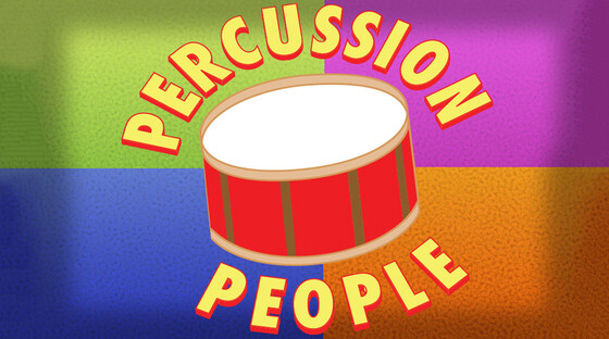 Percussion people 022213