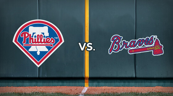 Phillies v braves 920