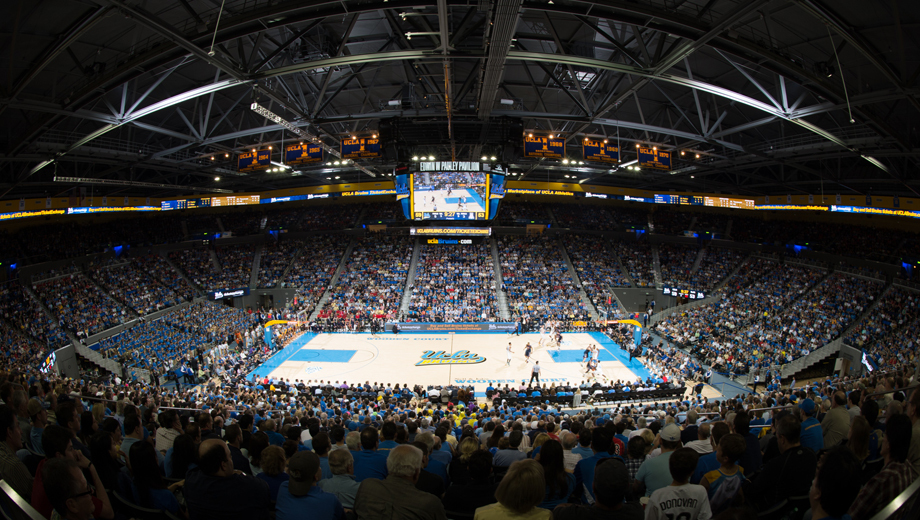 UCLA Men's Basketball at Pauley Pavilion $19.50 ($33.85 value)