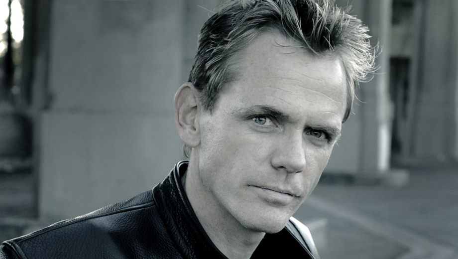 Comedian Christopher Titus'