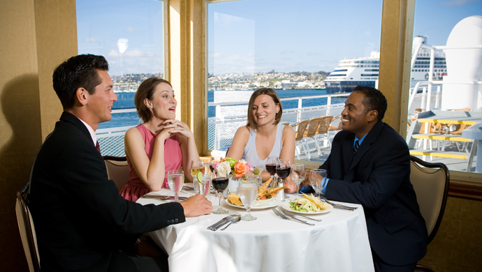 Holiday Lunch Cruise on San Diego Bay: