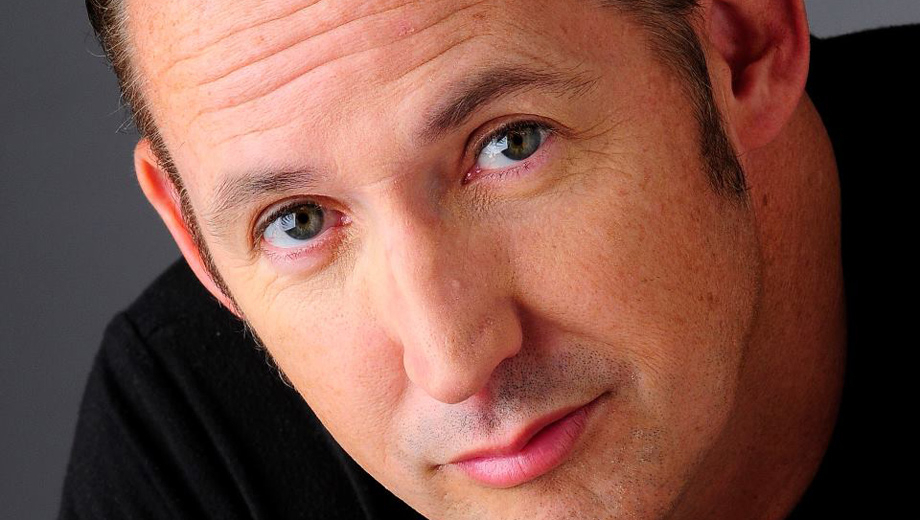 Quirky Comedian Harland Williams (