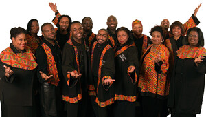 Harlem gospel choir 110613