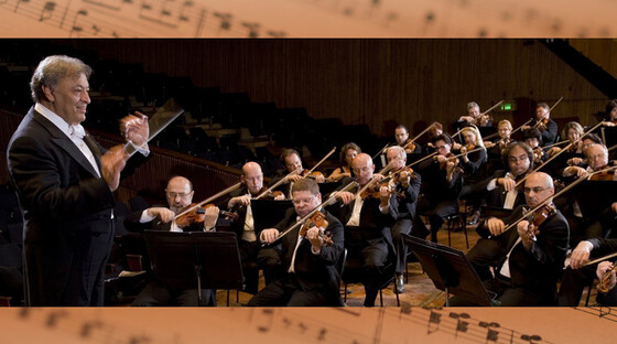 Israel philharmonic orchestra 920
