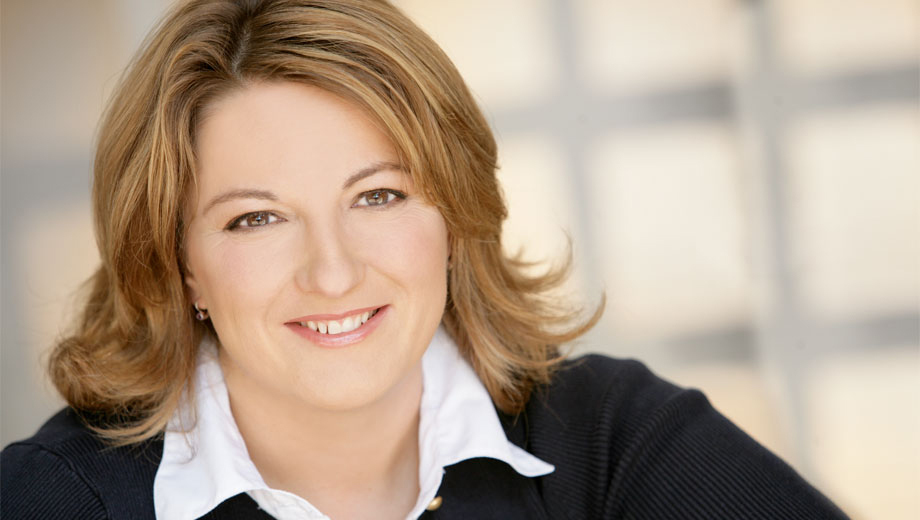 Jackie Kashian (Comedy Central,