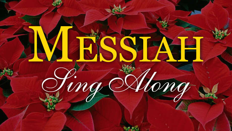 Messiah sing along with city ballet orchestra and chorus san diego messiah sing along with city ballet orchestra and chorus solutioingenieria Gallery