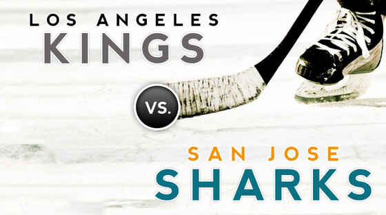 Nhl kings sharks
