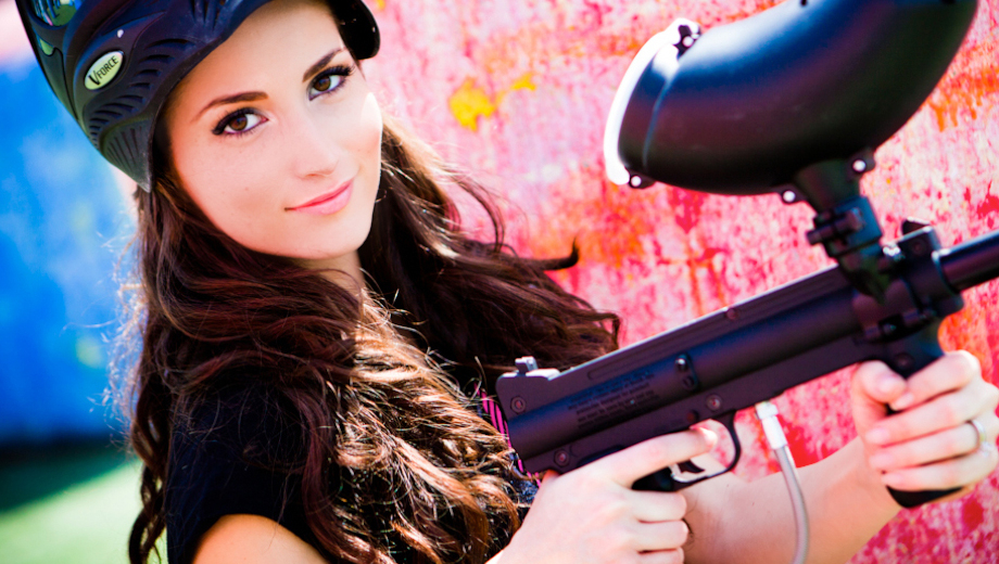 Wed-Fri P.M. Paintball Pass: Experience the Fast-Action Fun $3.00 ($30 value)
