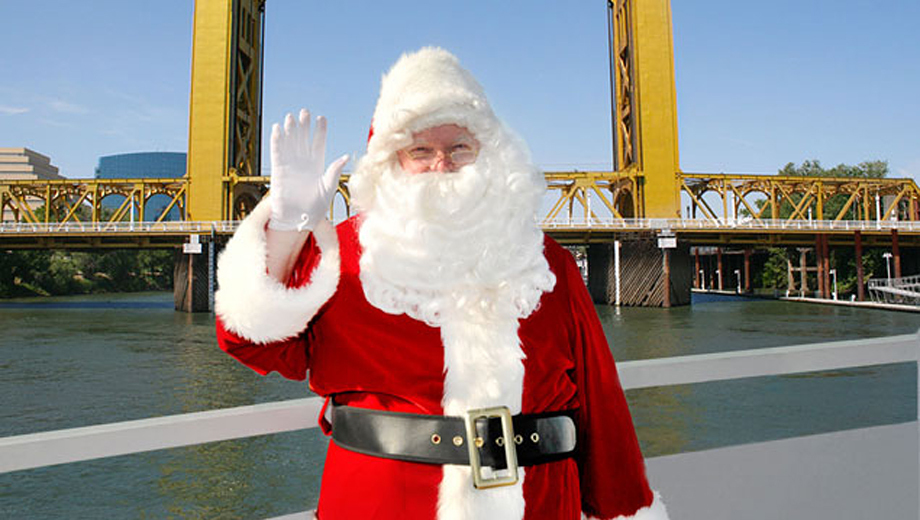Santa Holiday River Cruise: Claus, Cocoa and a Cookie $10.00 ($20 value)