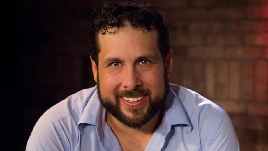 Comedian Steve Treviño (