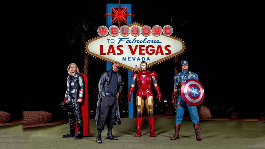 Madame Tussauds Las Vegas: World Famous Wax Attraction $11.97 - $17.97 ($19.95 value)