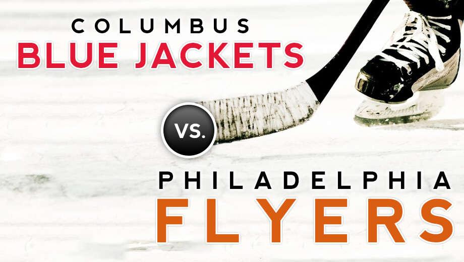 Columbus Blue Jackets vs. Philadelphia Flyers Philadelphia Tickets