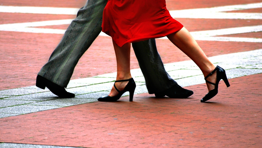 Argentine Tango Party: Drink Wine and Learn Sexy Dance Moves $15.00 ($30 value)