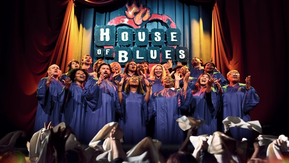 House of Blues Gospel Brunch Presented by Kirk Franklin COMP - $55.00 ($0 value)