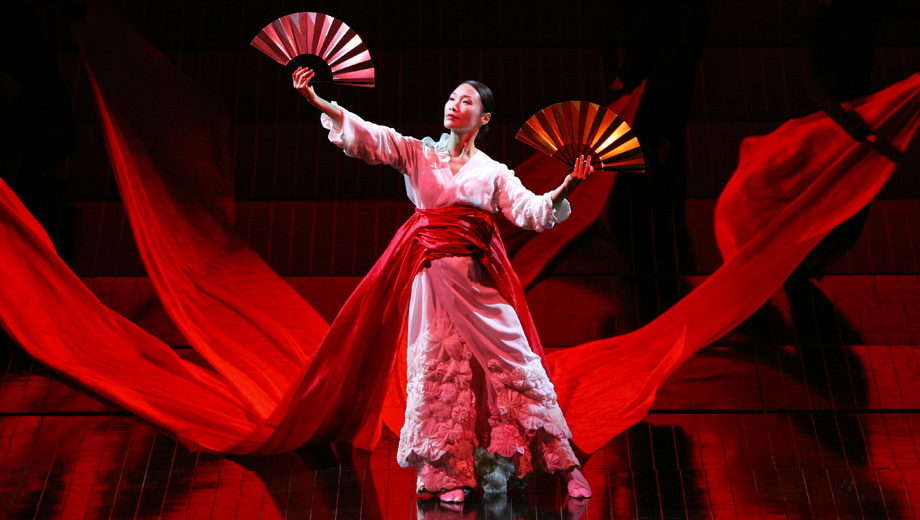 Image result for madama butterfly broadway