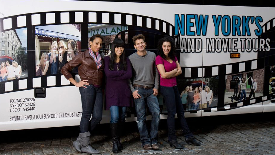 Popular TV & Film Sites on Bus Tour of Manhattan $20.50 ($41 value)