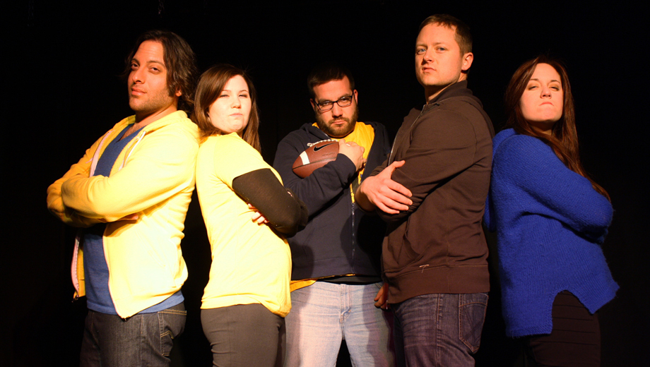 Improv Comedy Gets Competitive in
