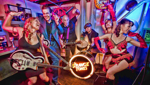 Rockabilly Band The Strange Tones