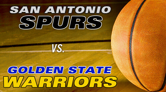 Nba spurs warriors