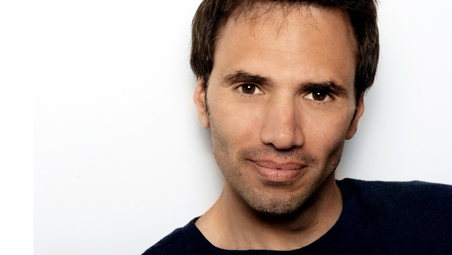 Comedian Paul Mecurio (