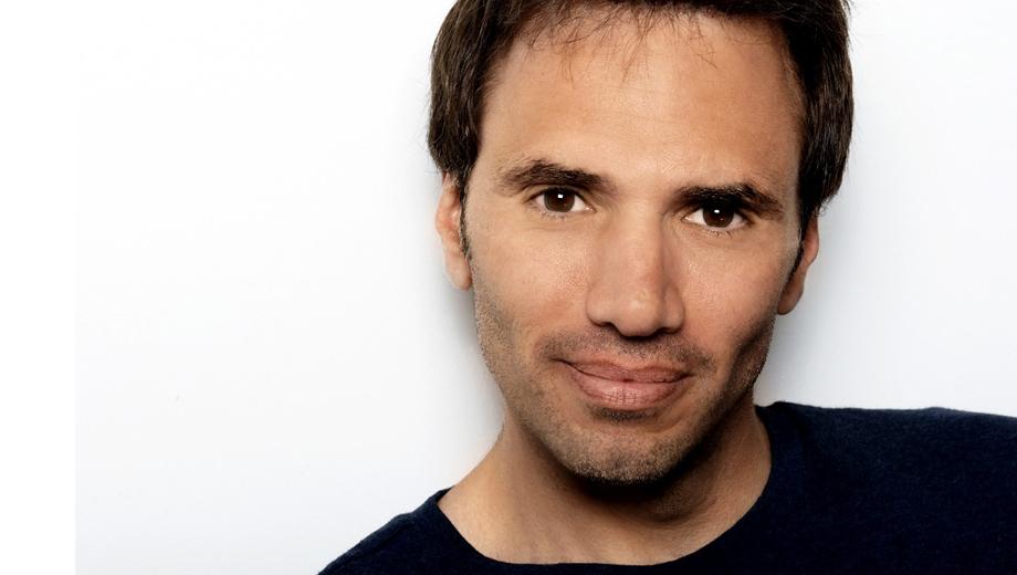 Comedian Paul Mecurio (