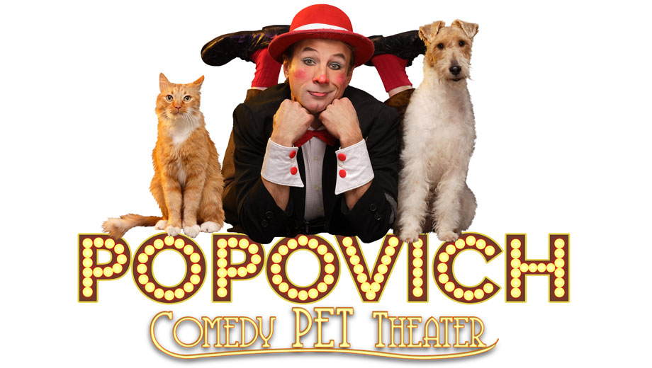 Popovich Comedy Pet Theater COMP - $10.00 ($35 value)