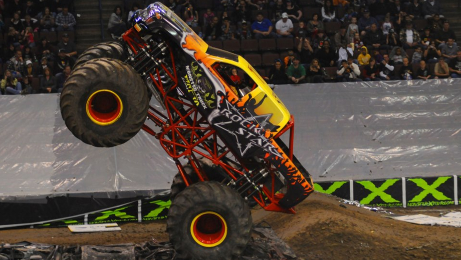 Monster X Tour: Monster Truck Exhibition at the OC Fair $8.75 ($16.5 value)