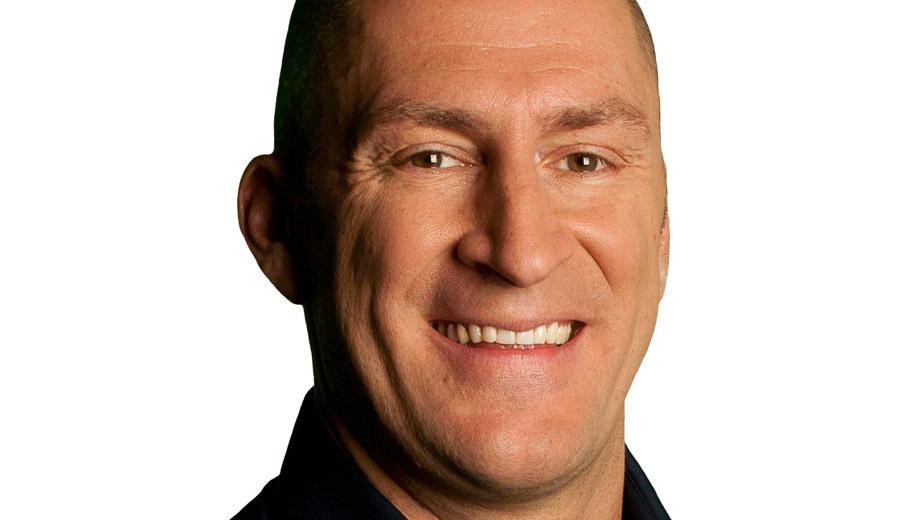 Comedian Ben Bailey (